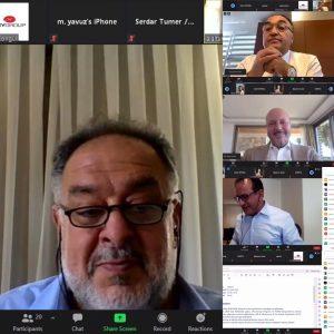TÜSİAD Ulaştırma ve Lojistik Çalışma Grubu Toplantısı