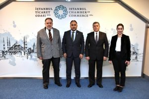 ITO-Istanbul Chamber of Commerce Visit